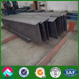 Viga de aço pré-fabricada da seção de H