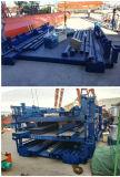 Elevador Home de levantamento da carga hidráulica diferente dos modelos com trilho de Guail