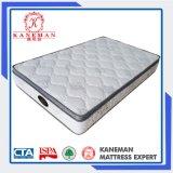 10 Zoll gemütliche Bett-Matratze-Kissen-Oberseite Bonnell Sprung-Matratze-