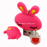 Cartoon USB Memory Stick Rabbit USB Flash Drive