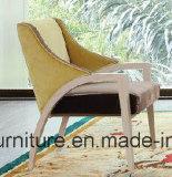 Sofa sectionnel moderne de tissu avec l'accoudoir