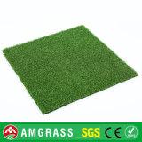 Het anti Natuurlijke Gras van het Gras van het Tennis van het Stootkussen van de Schok ziet eruit
