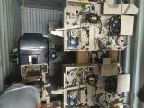 ノズルのElectronocの二重送り装置の明白な取除く織物機械