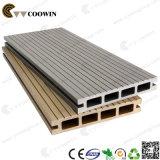 Decking composé en bois de plastique de la Chine de piscine
