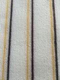 Gelb und Black Paint Roller Fabric
