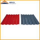 Лист Asa PVC Китая покрывая плитку крыши синтетической смолаы