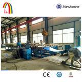 Les boulons et les noix branchent la machine en acier de construction de voûte