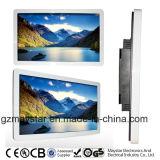 Affichage à cristaux liquides du réseau câblé 32inch du WiFi 3G annonçant le kiosque de matériel