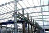 가벼운 강철, 강철 물자 금속 건물