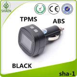 Sistema de vigilância da pressão de pneu com sensor externo