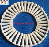 Heiße Verkaufs-kundenspezifische Qualitäts-Tonerde-keramische Schrauben-Mutter