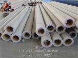 Tfp UHMWPE Rohr-Preis für natürliches Farbfernsehen