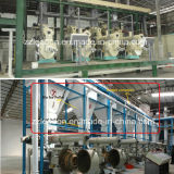 Saleのための1-10t Per Hour Automatic Biomass Fuel Wood Pellet Production Line