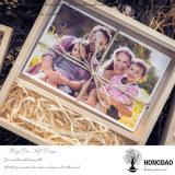 [هونغدو] لون طبيعيّ صنع وفقا لطلب الزّبون علامة تجاريّة [ودّينغ جفت] خشبيّة صورة [أوسب] [بكينغ بوإكس] [إ]