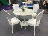 Princesa blanca Chair de la boda de la resina para los acontecimientos