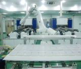 4軸線Automatic Solar Cell String Laying Machine