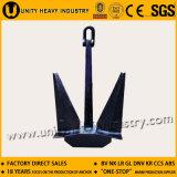 El barco del acero de carbón asegura el tipo fabricante del ancla de M Spek