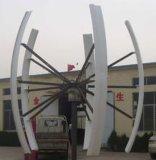 5kw Vertical Axis Wind Generator System