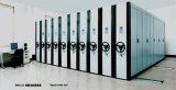 Étagère mobile de la masse de mémoire de meubles en métal