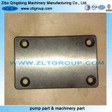 Os obturadores personalizados para as peças da construção para as peças de precisão do CNC