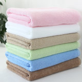 エジプト綿の平野によって染められる浴室タオル