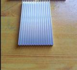 la longitud de aluminio del disipador de calor 93mm*12mm*100m m del perfil de la anchura de 93m m puede por encargo