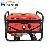 Generatore di potere portatile della benzina/benzina del CE di Fusinda 3kw per uso domestico