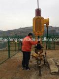 Dispositivo de condução da transmissão da superfície vertical de bomba de parafuso do metano da camada de carvão