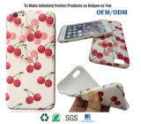 携帯電話のアクセサリはiPhone 6s 6のプラスカバーのための3D昇華IMD印刷柔らかいTPUの箱をカスタム設計する