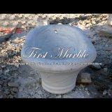 Bagno di marmo bianco per la decorazione domestica Mbm-1085