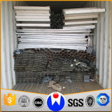 La lamiera di acciai ondulata del tetto copre di tegoli i materiali da costruzione
