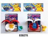 Игрушки эльфа игрушек пластмассы подарка промотирования симпатичные установили игрушки игры (039255)