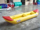 kajak inflable de la pesca del kajak inflable de la alta calidad del PVC/TPU de 1.0m m