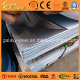 316L Hairline Finish Stainless Steel Inox Sheet
