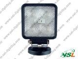 4 lumière de travail de pouce 15W DEL pour l'usage de fonctionnement de camion