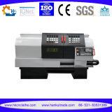 Prezzo di piccola dimensione della macchina del tornio di CNC della base piana Cknc6180