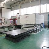 Cadena de producción de cristal de la alta calidad que lamina