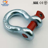 Jumelle en acier modifiée de Pin de la vis G209/jumelle de proue