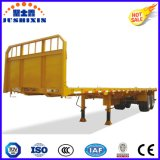 2つのAxles/3車軸20FT/40FT容器または貨物プラットホームまたは平面半トラックのトレーラーのケニヤの販売のためのトラック