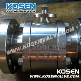 Forged Steel Trunnion Ball Valves (Q347)