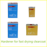 schwarzer fester Acrylspray-Lack der farben-2k