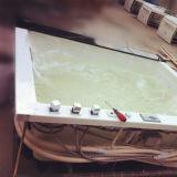 Vasca da bagno di marmo lussuosa di Hydromassage (M-2050)