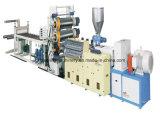 Chaîne de production de panneau de mousse de PVC avec la machine d'extrudeuse de feuille de mousse de PVC