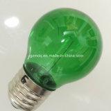 Iluminação do diodo emissor de luz do filamento de Epistar do bulbo do globo de E27 G45