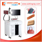 Legno e laser Marking Machine/Engraving Machine /Engraver di Leather CO2