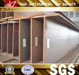 Acciaio del fascio di Ss400 125*125 H