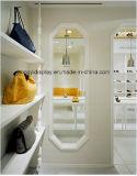 Европейские ботинки продают Shopfitting в розницу, приспособление индикации, стойку пола ботинок