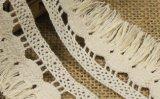 Lacet commun européen neuf de gland pour des accessoires de vêtement