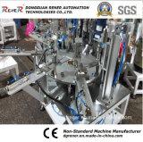 Chaîne de production automatique pour le matériel en plastique