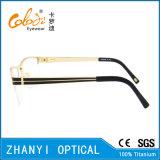 Form Halb-Randlose TitanEyewear Brille-Glas-optischer Rahmen (8207)